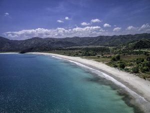 Nagaindo land for sale investment property Kuta Lombok commercial land beachfront