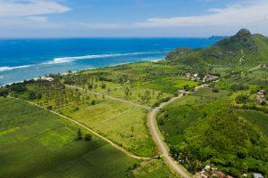 Nagaindo land for sale investment property Kuta Lombok servicing surf