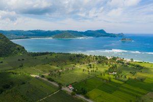 Nagaindo land for sale investment property Kuta Lombok Serangan beach