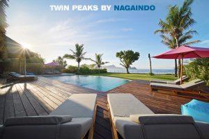 Nagaindo land for sale investment property Kuta Lombok villa pool