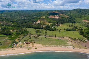 Nagaindo land for sale investment property Kuta Lombok Are Guling beach