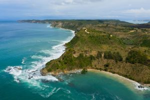 Nagaindo land for sale investment property Kuta Lombok surf yoga villa Awang Cliffs Ekas Bay